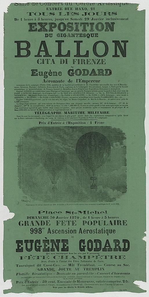 ballon florence